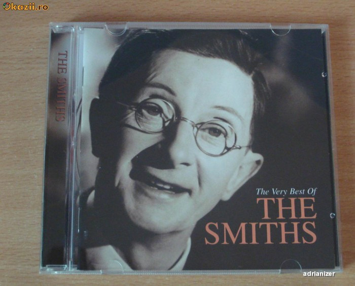 The Smiths - The Very Best Of The Smiths foto mare