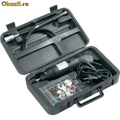 Mini-aparat de gaurit cu 80 accesorii foto mare