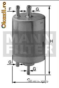 Mann Luftfilter C 711//1