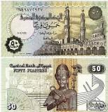 bnk bn Egipt 50 piastrii 2006