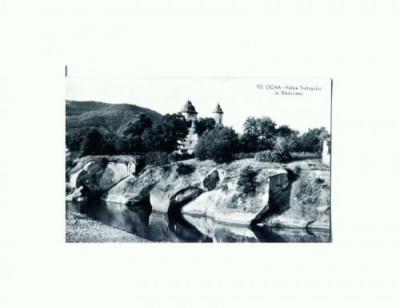 CP117-78 -TG.Ocna -Valea Trotusului la Raducanu -RPR 1961 foto