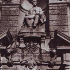 2368 Salonta,Monument Arany Janos,foto,UNC,ant 1945
