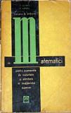 Culegere de probleme de matematici   C. Cosnita,F. Turtoiu