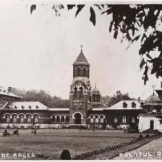 Curtea de Arges, Palatul Regal, interbelic
