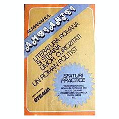 Almanahul ambiantei -Revista Steaua 1988, Alta editura