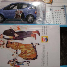 1/72 Mercedes A klass ed. spec. Pepsi-Cola - Macheta auto