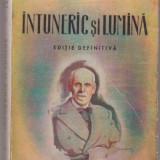 Bratescu-Voinesti / Intuneric si Lumina, editie definitiva 1943 - Roman