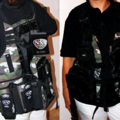 Tactical Vest Tippmann X7 Paintball NXe S-Type - Echipament paintball