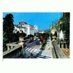 CP111-97 -Ramnicu Valcea: Casa de cultura -necirculata