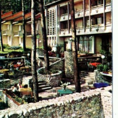 CP82-45 -Ramnicu Valcea -Motelul Capela (circulata 1978)