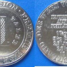 Medalie 1 Missio Taler