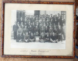 Liceul Matei Basarab , promotia 1928