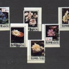 KOREA - SERIE TIMBRE  FLORI - 20