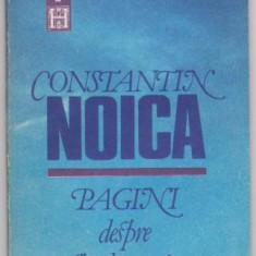 Constantin Noica / Pagini despre sufletul romanesc