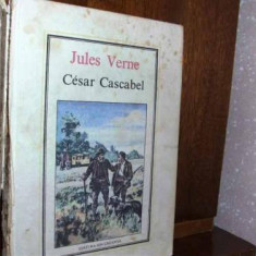 Jules Verne - Cesar Cascabel. Ed.Ion Creanga,1988.