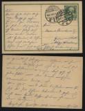 CP circulata la Sibiu , 1909 , Hermannstadt