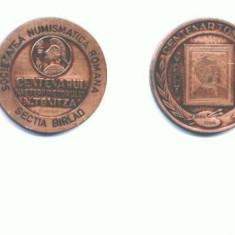"Medalie- Centenar ,,N.Tonitza""-Barlad 1986"