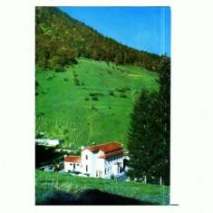 """CP118-65 Zarnesti -Cabana  ,,Gura Raului"""" -circulata 1978"""