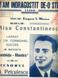 41 Partitura -M`am indragostit de-o stea - Misu Constantinescu