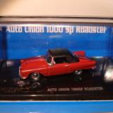 OFERTA-1/87Auto Union 1000 SP roadster - Macheta auto