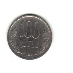 bnk mnd romania 100 lei 1993