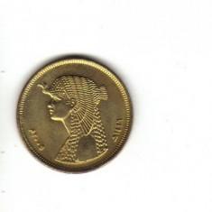 Bnk mnd egipt 50 piastrii 2005 unc, personalitati