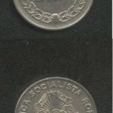 Bnk mnd romania 15 bani 1966 - Moneda Romania