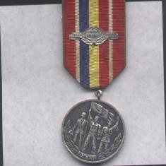 Bnk md medalia 30ani de la eliberarea de sub dominatia fascista - Medalii Romania
