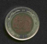 Bnk mnd ungaria 100 forint 1998 bimetal