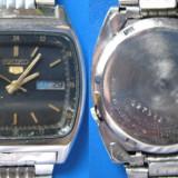 Ceas vechi SEIKO 5 7009 automatic - de colectie (c) - Ceas barbatesc Seiko, Lux - sport, Mecanic-Automatic