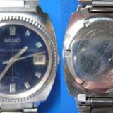Ceas vechi SEIKO 7005 automatic - de colectie - Ceas barbatesc Seiko, Lux - sport, Mecanic-Automatic
