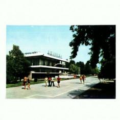 "CP138-56 Mamaia: Restaurantul,, Cazino"" -circulata1976"
