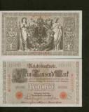 bnk bn germania 1000 marci 1910 aunc