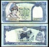 bnk bn nepal 50 rupii 2002 unc