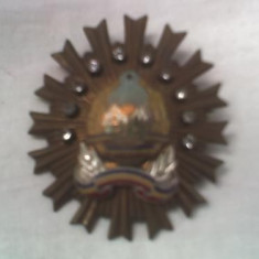 Decoratie - Ordinul Securitatii -CLS a III-a