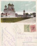 Curtea de Arges. Biserica si Resedinta Regala,cenzurat,1919