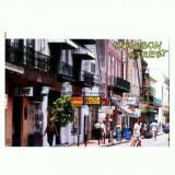 CP132-94 Bourbon Street -New Orleans, Louisiana - necirculata