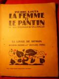 PIERRE LOUYS-''La femme et le Pantin''- 1931