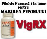 Pilulele VigRX pentru marirea penisului