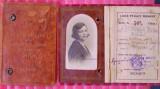 Caile Ferate Romane , carnet cu reducere 50% la bilet , 1931, Documente