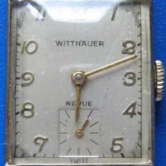 Ceas de colectie WITTNAUER REVUE ( Longines )