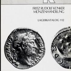 Catalog licitatie nr 112/1995 F.R.KUNKER Osnabruck