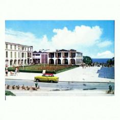 CP146-25 Mangalia, Restaurantul Cazino -circulata 1985