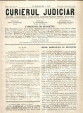 A74 Curierul Judiciar -Anul XLI No. 39 - 20 Noe. 1932