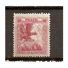 Timbre Ungaria 1916-1917/*185 (ajutor de razboi)