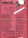 A91 Curierul Judiciar -Anul XL No. 35 - 1 Noe. 1931 -timbru