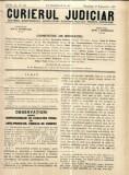 A95 Curierul Judiciar -Anul XL No. 29 - 20 Sep. 1931