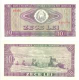 ***Bancnota de 10 lei -1966 - NECIRCULATA***