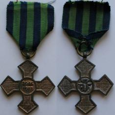 Crucea comemorativa a razboiului 1916-1918 - Decoratie
