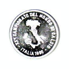 Medalie CAMPIONATUL DE FOTBAL ITALIA 1990